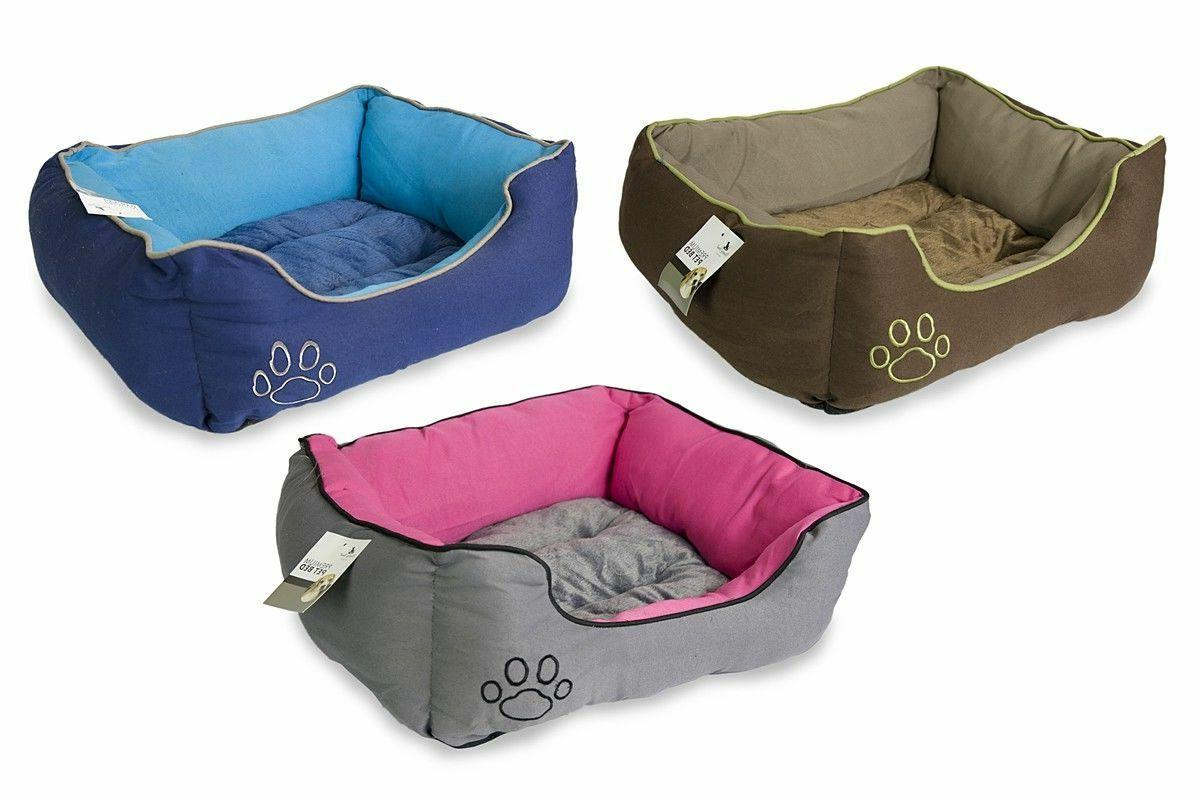 cozy pet bed for small medium breed