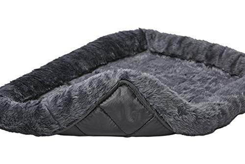 Quiet Prl Gry Bed
