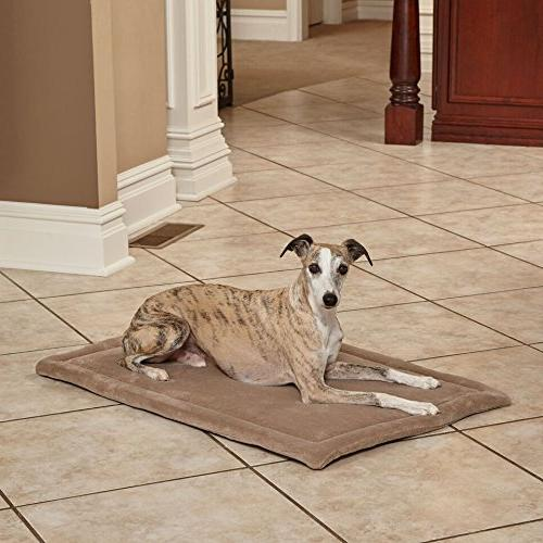 MidWest Pets Bed, Crate Taupe