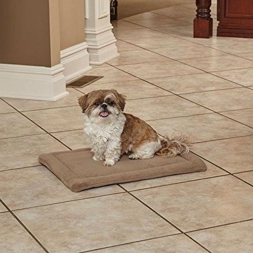 deluxe micro terry pet bed dog cat