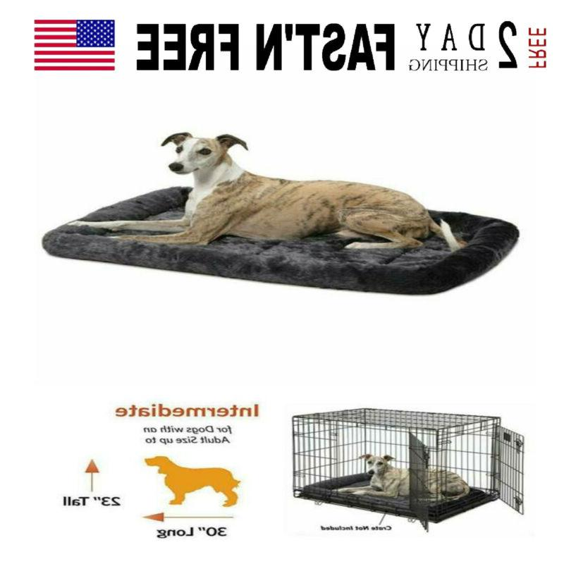 deluxe pet bed for dog cat soft