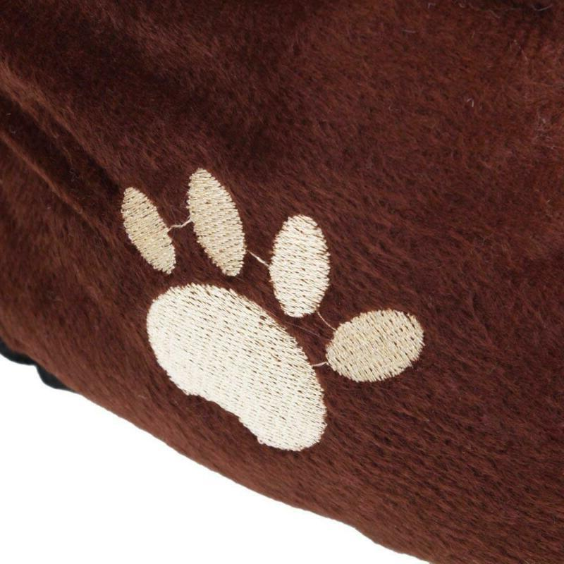 Deluxe Soft Dog Cat Pet Bed Cushion