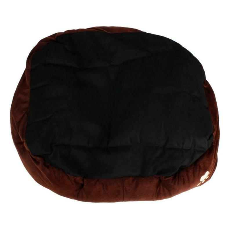 Deluxe Soft Washable Dog Cat Pet Bed Cushion