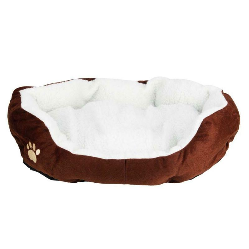 deluxe soft washable dog cat pet warm