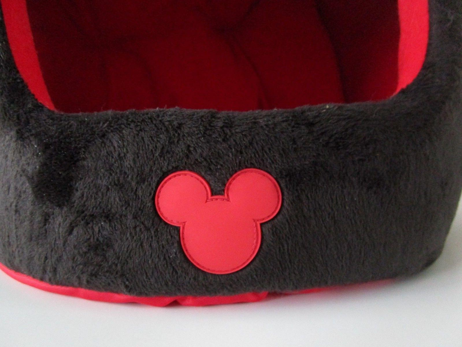 Mickey Mouse Bed Disney Cat Cushion New Portable