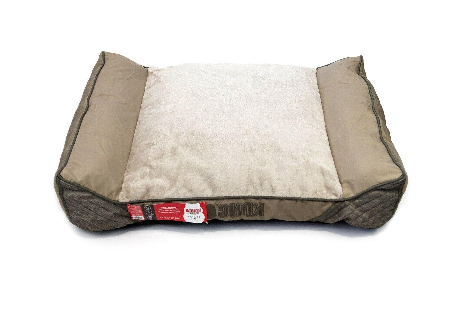 Kong Bed - Khaki - Resistant - Machine Cover