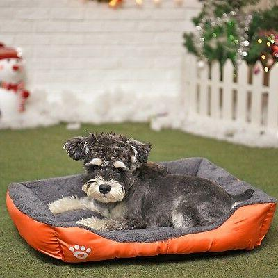 Dog Bed For Dogs Soft Cat Waterproof House