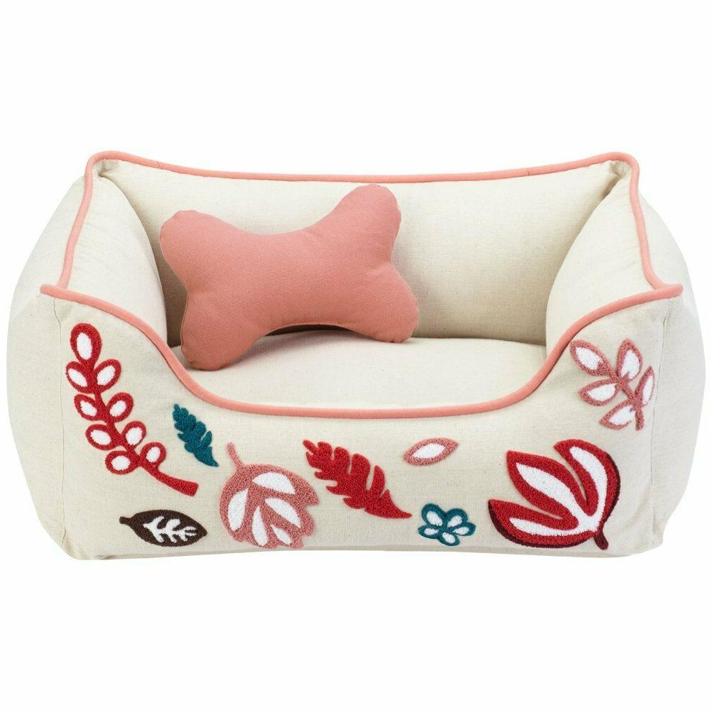 Blueberry Pet Dog Medium Leaves Bed or