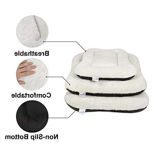 ANWA Bed Cushion Bed Mat Durable Cozy