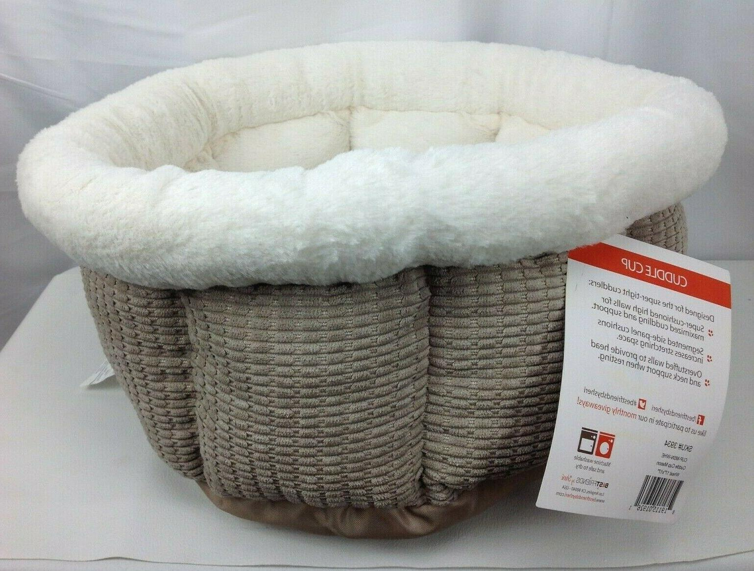 """Dog Cuddle Cup ORTHO PET Wall - Best by 17"""""""