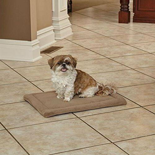 Dog Bed Crate Rug Washable