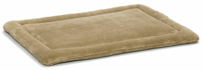 dog cat pet deluxe bed micro terry