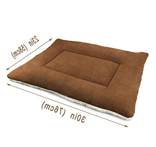Dog Cushion Kennel Mat Washable Mat Comfortable bed
