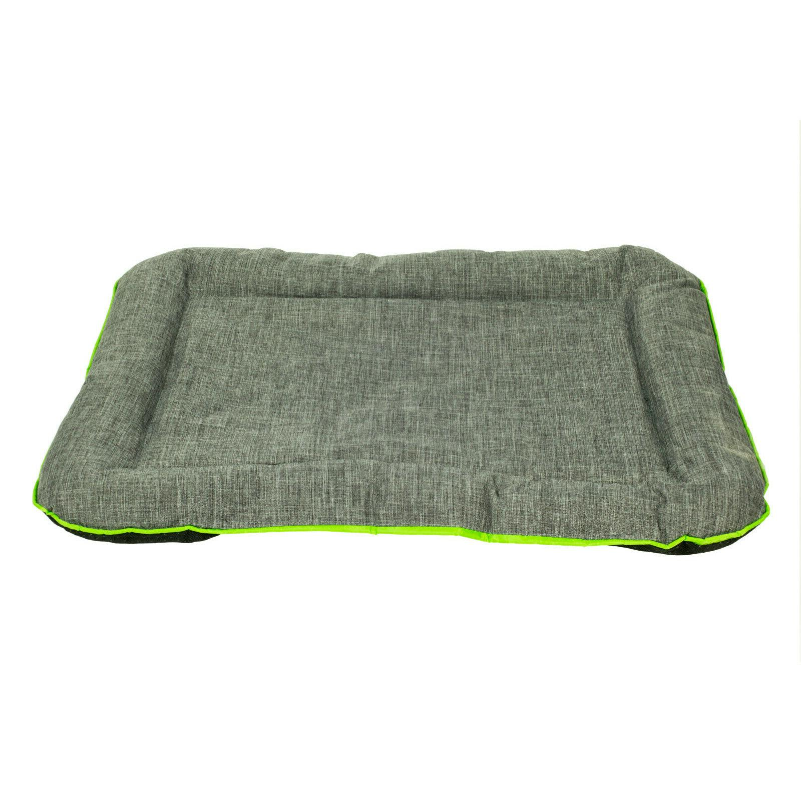Dog Mat Crate Pad Grey