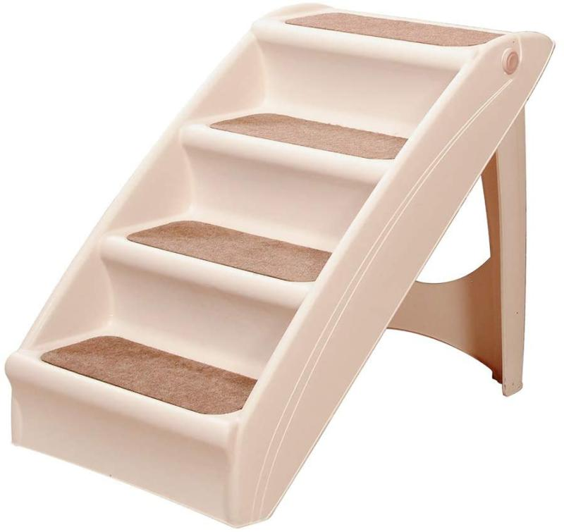 dog puppy pupstep plus stairs