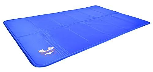 Pet Self Mat for Kennels, Crates