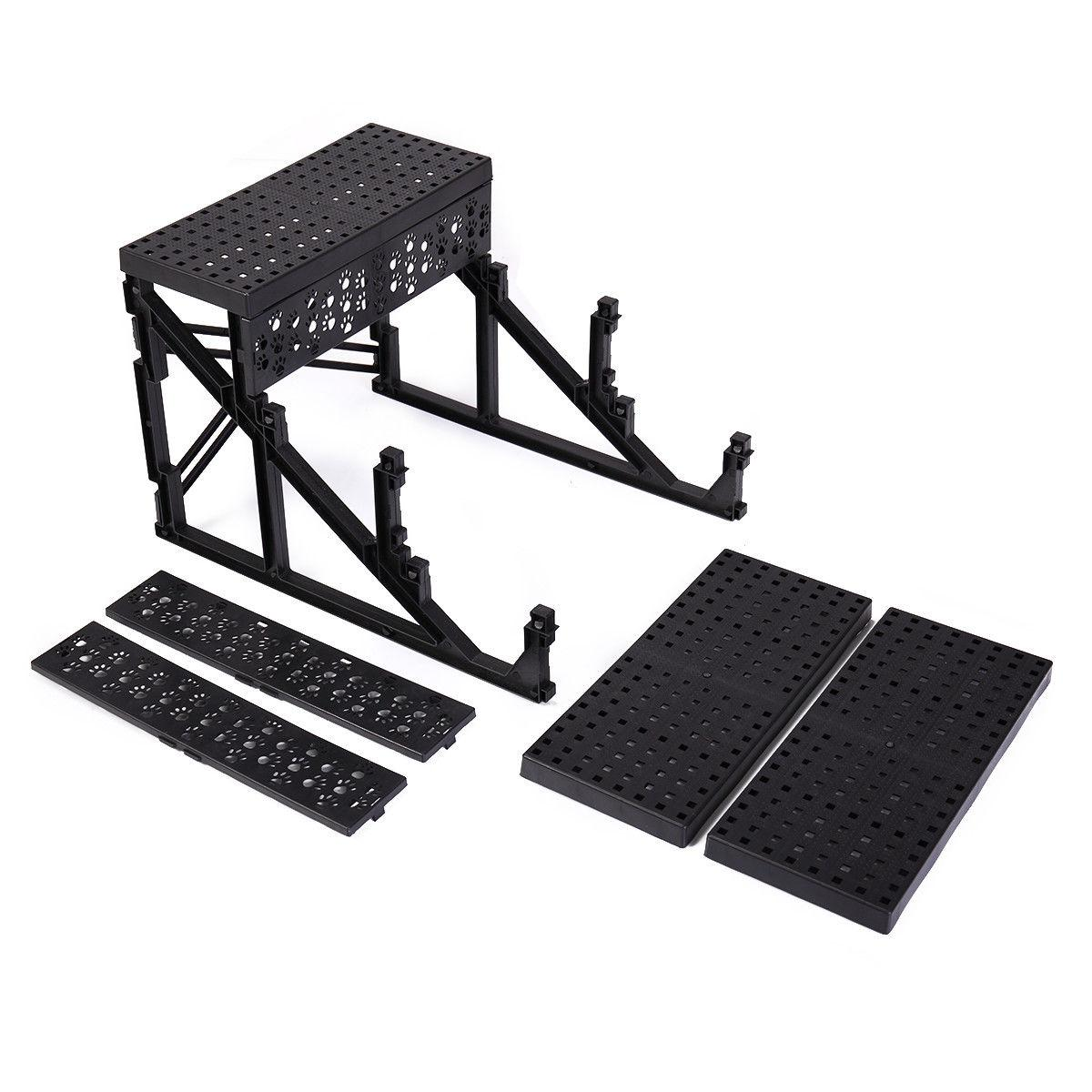 Dog Pet Ramp Ladder get on High with Dogs
