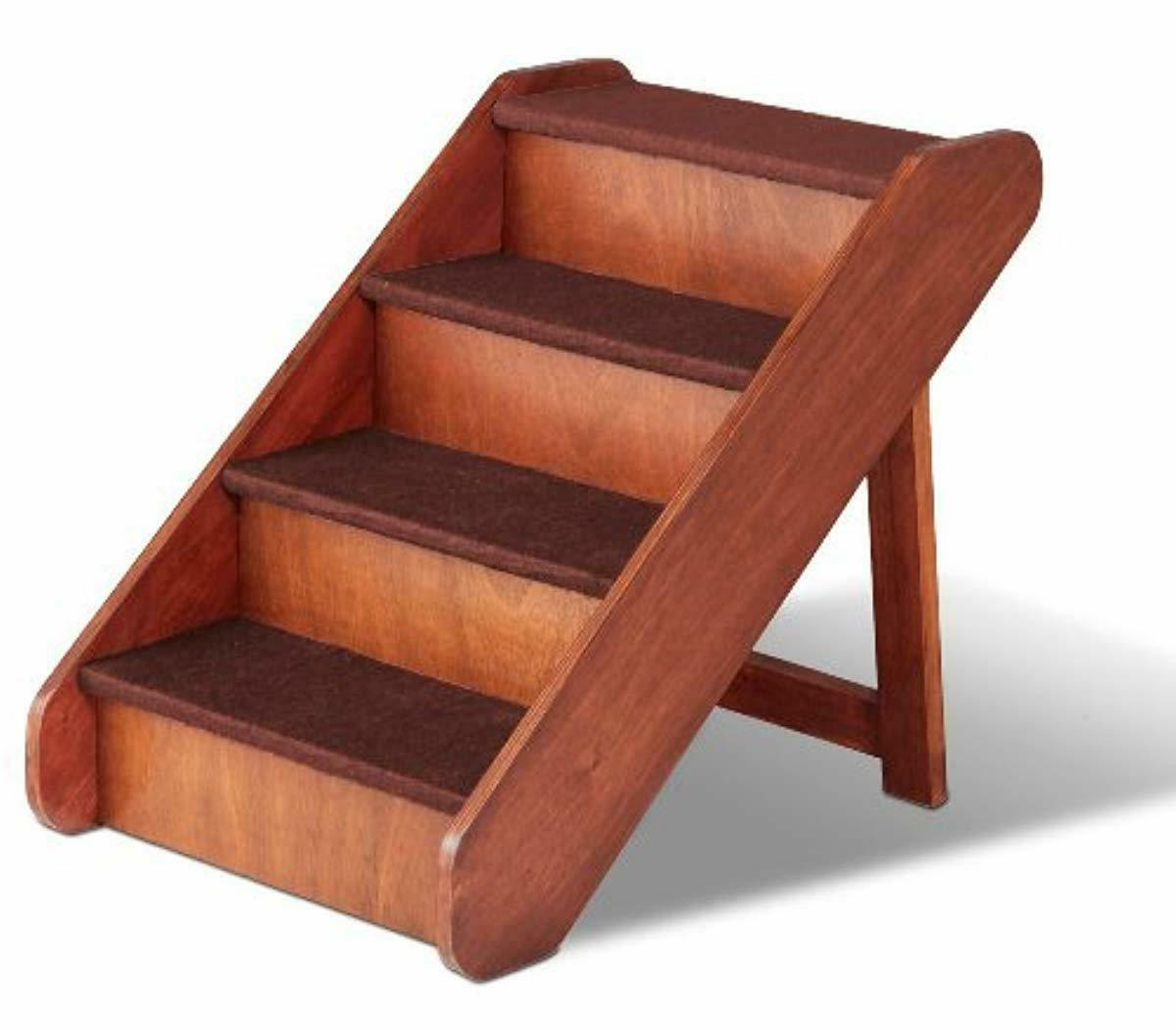 Doggy Stairs Medium Small or High Bed Get on Couch