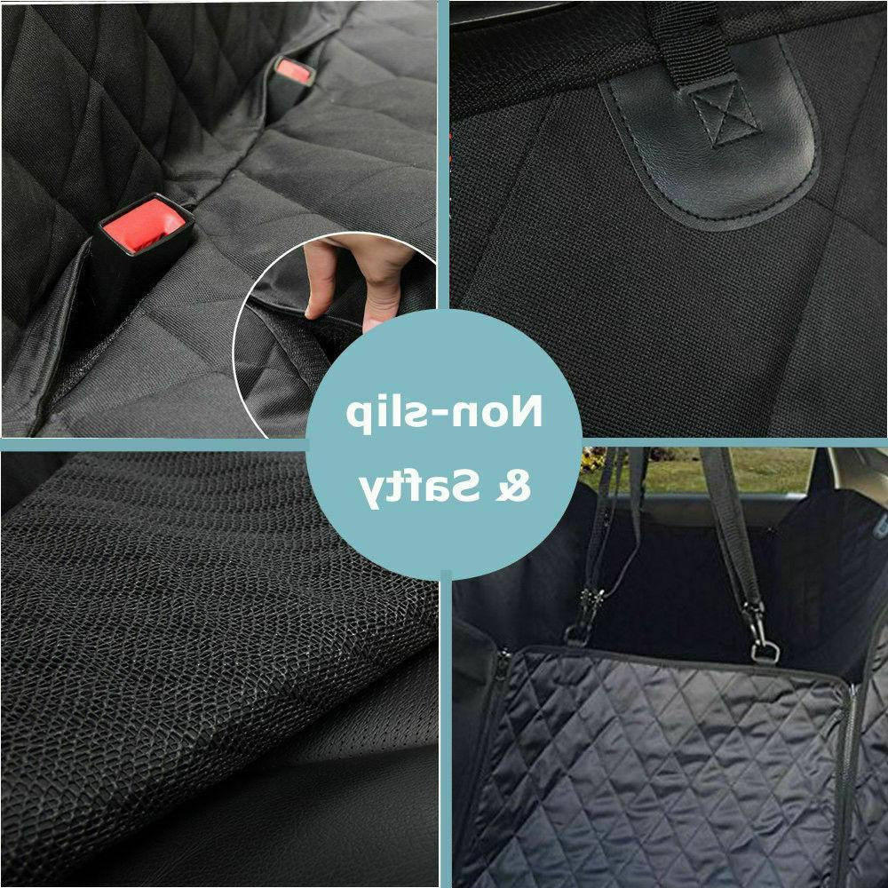 Durable Dog Car Seat Cover SUV Door Van Back Hammock for Bed