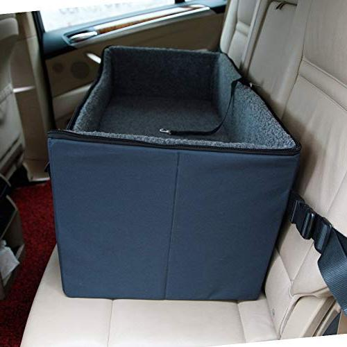 easy storage pet booster seat
