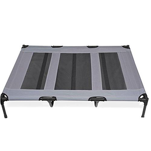 AikoPets Elevated for Indoor Outdoor Camping Frame x 36