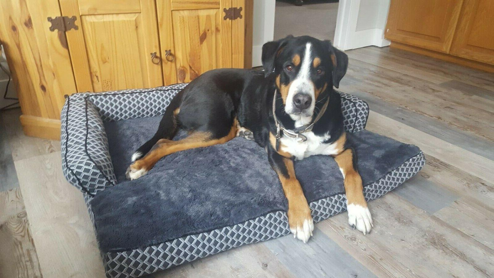 Extra Large Great Dog Bed Deluxe Big Pet XL Mat