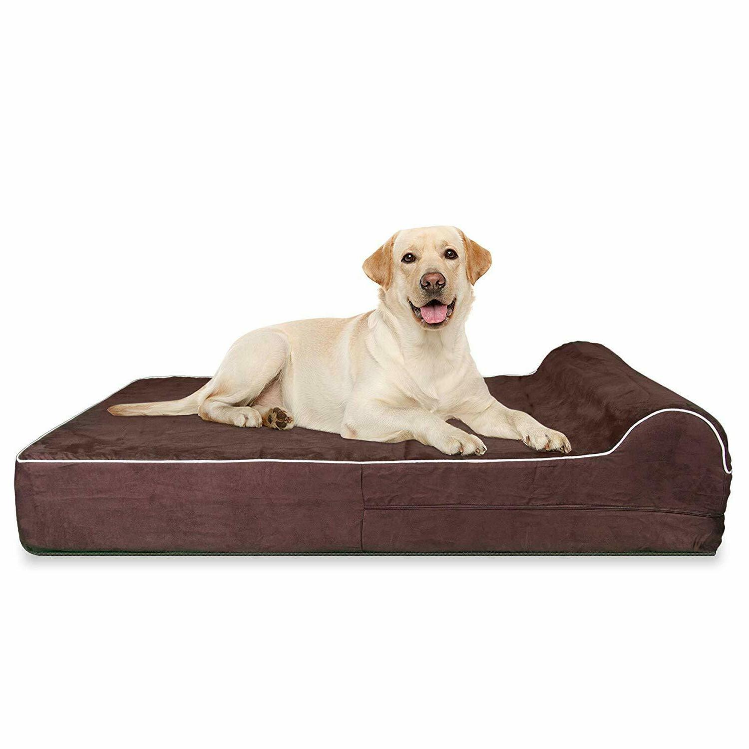 extra large great dane dog bed deluxe