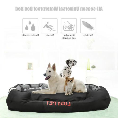 Waterproof Bed Cushion Mat Durable &