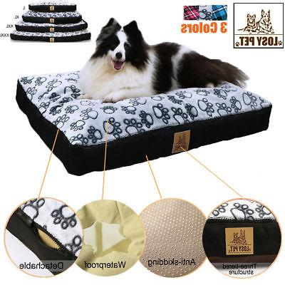 Extra Large Waterproof Bed Orthopedic