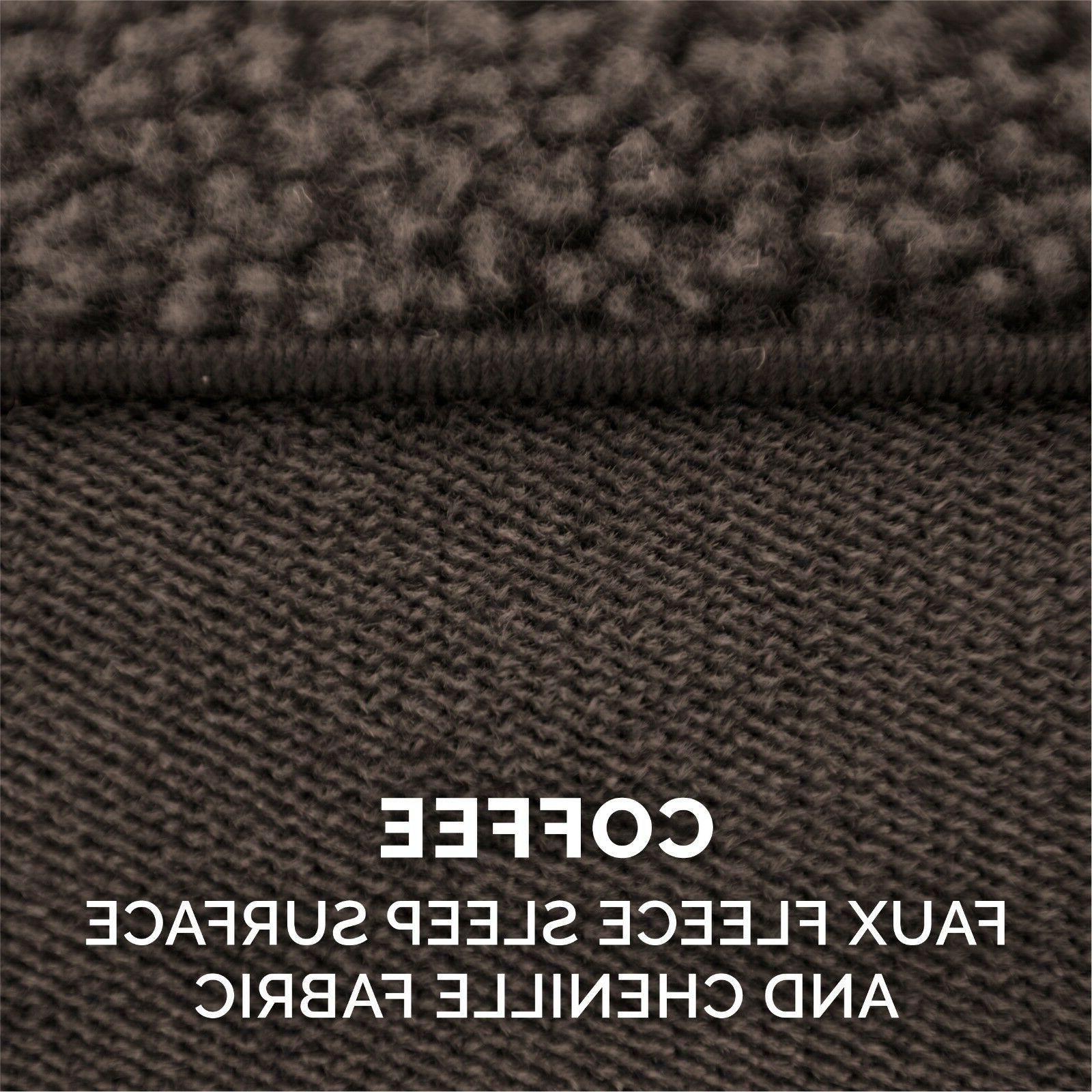 FurHaven Pet Cooling, Orthopedic, Memory Chenille Woven