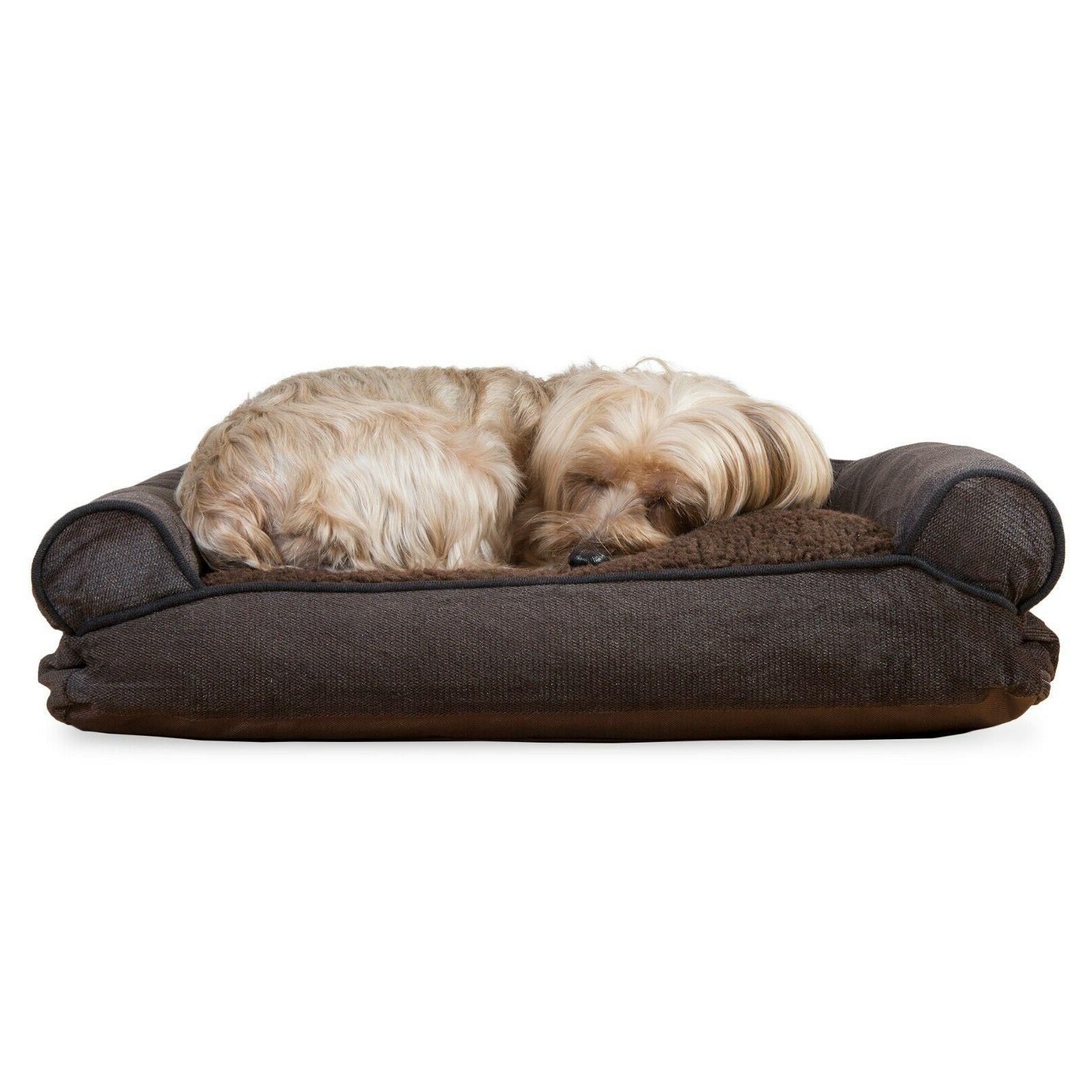 FurHaven & Pillow Sofa