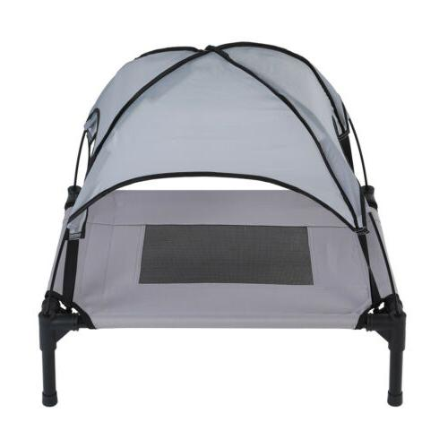 Folding Camping Dog Bed Pet House Foldable Dog Tent House