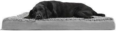 furhaven pet bed deluxe orthopedic ultra plush