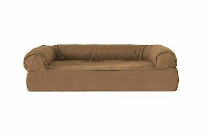 FurHaven Sofa Bed Dogs Brown