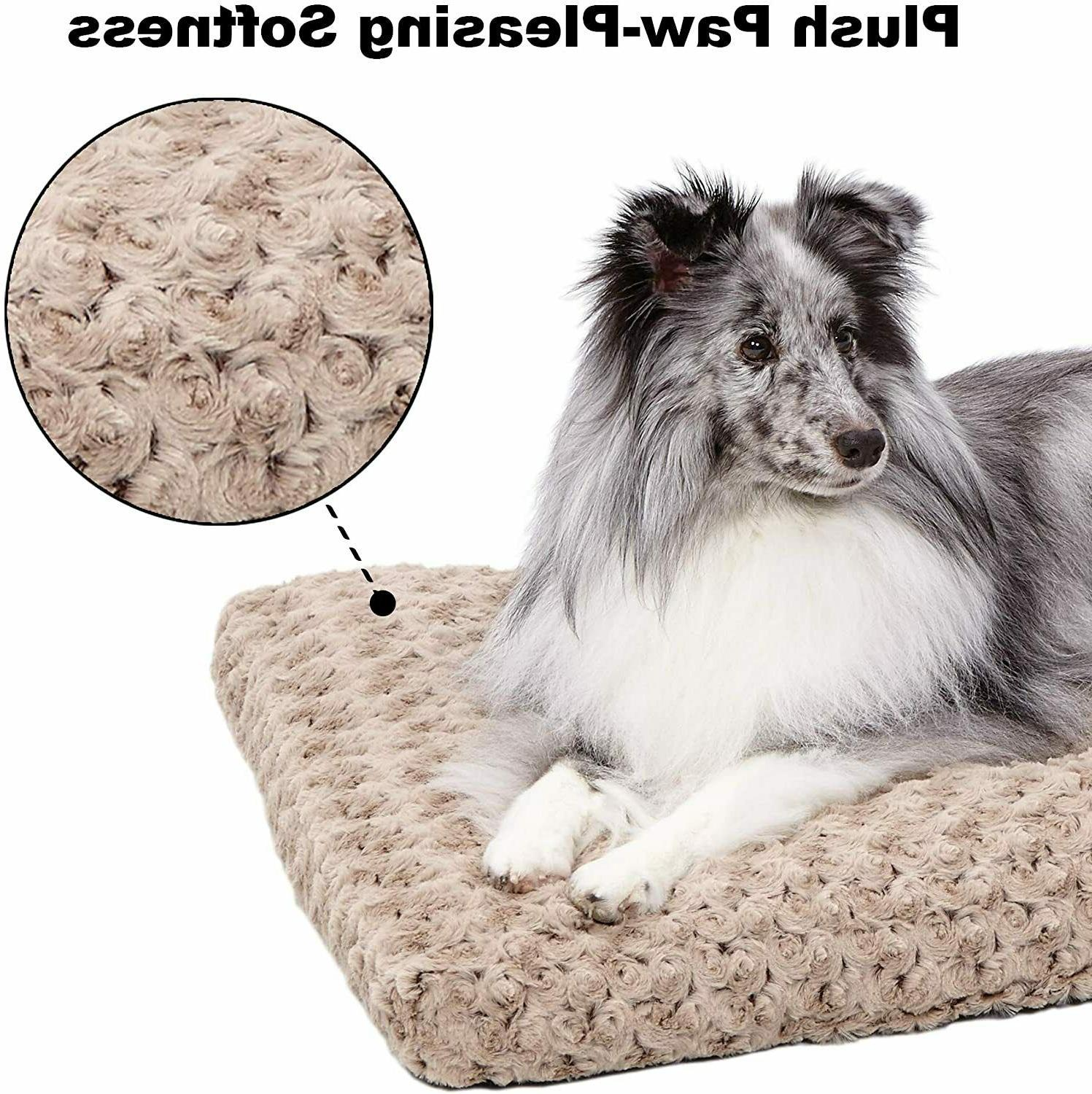 Homes Pets Deluxe Dog Beds | Plush Dog Ideal