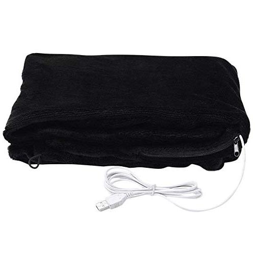 infrared usb electric heated blanket