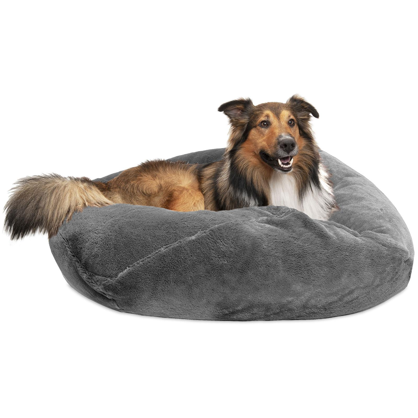 FurHaven Insulating Ball Bed