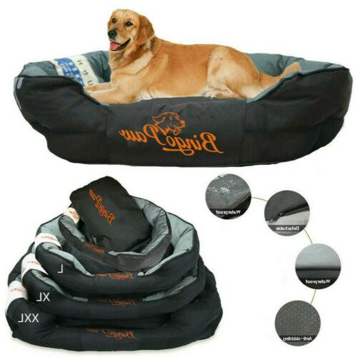 Jumbo Orthopedic Extra Large Thicken Form Pet Cover