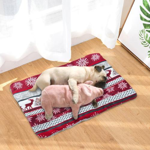 Large Warm Plush Mat S-XL