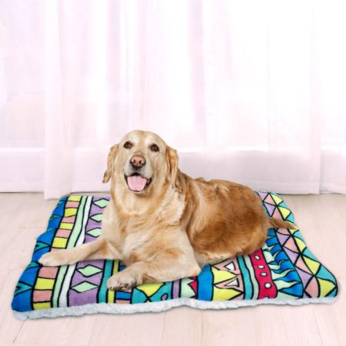 Large Bed Warm Cushion Sleep Mat S-XL