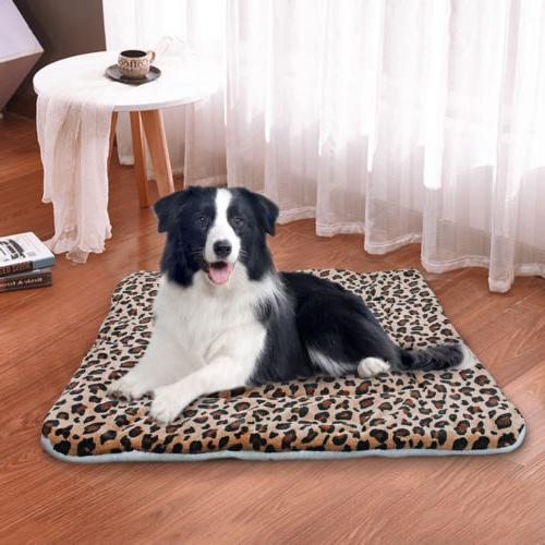 Large Warm Plush Sleep Mat Kennel S-XL