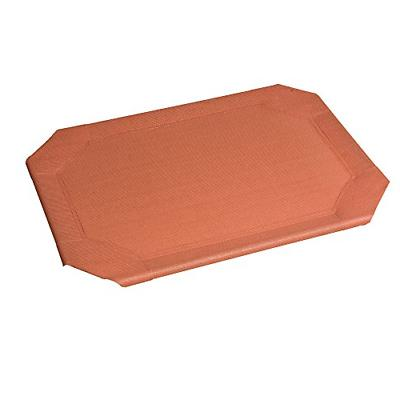 large elevated pet dog bed replacement cover