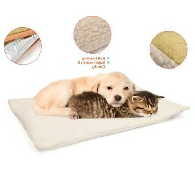 Large Self Heating Puppy Dog Warm Thermal