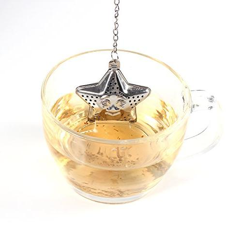 Loose Leaf Herbal Spice Container Chain