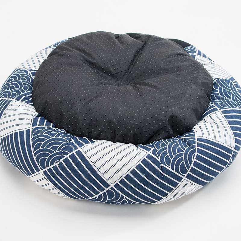 Luxury Pet Round Winter Warm <font><b>Memory</b></font> <font><b>Foam</b></font> <font><b>Soft</b></font> All Season Small Nest