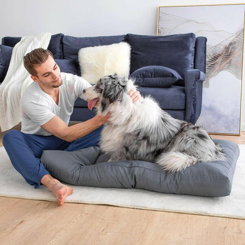 M/L/XL Extra Large Bed Dog Pad for Large Dogs