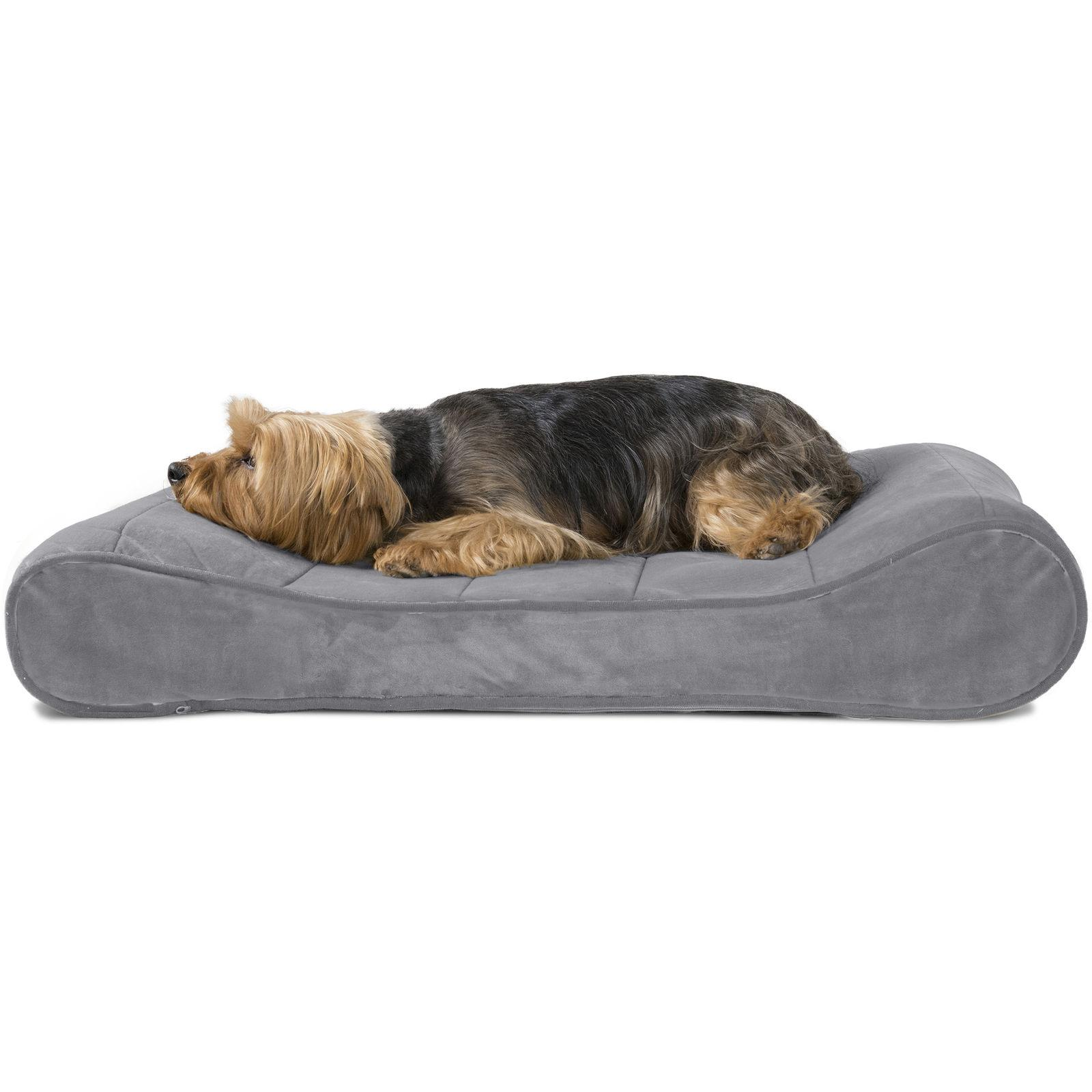 FurHaven Pet Luxe Lounger Dog