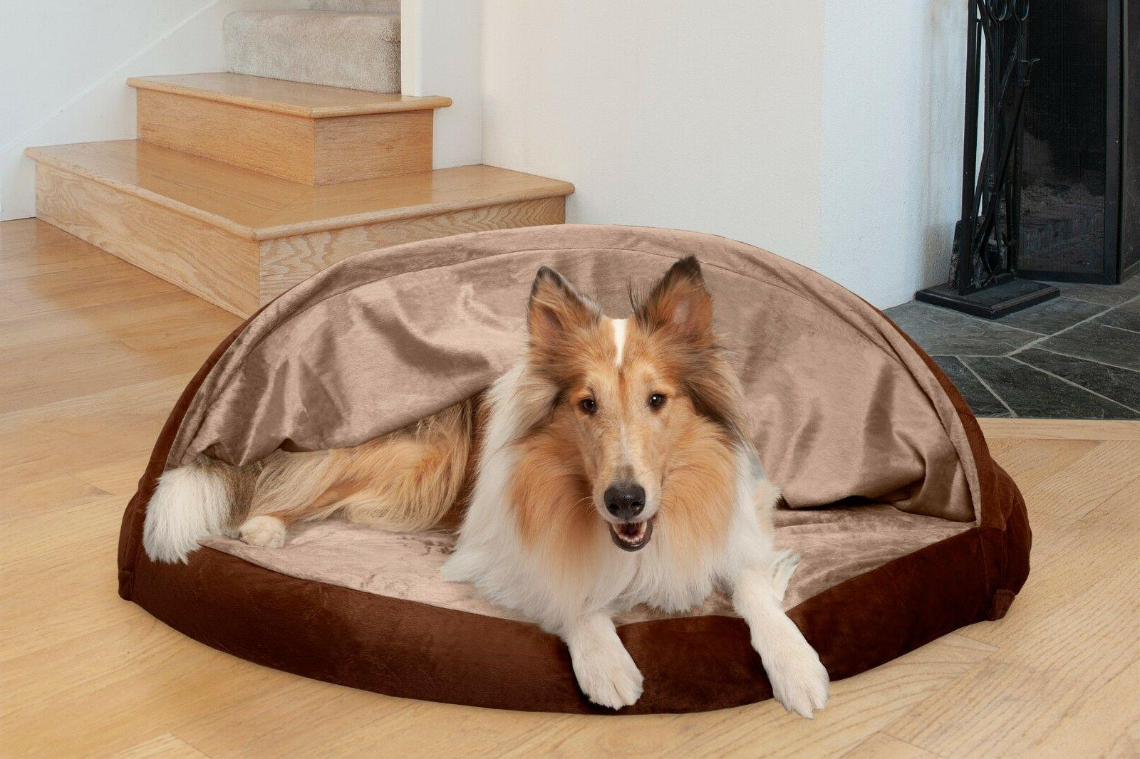 Dog Cave Bed Pet Bed