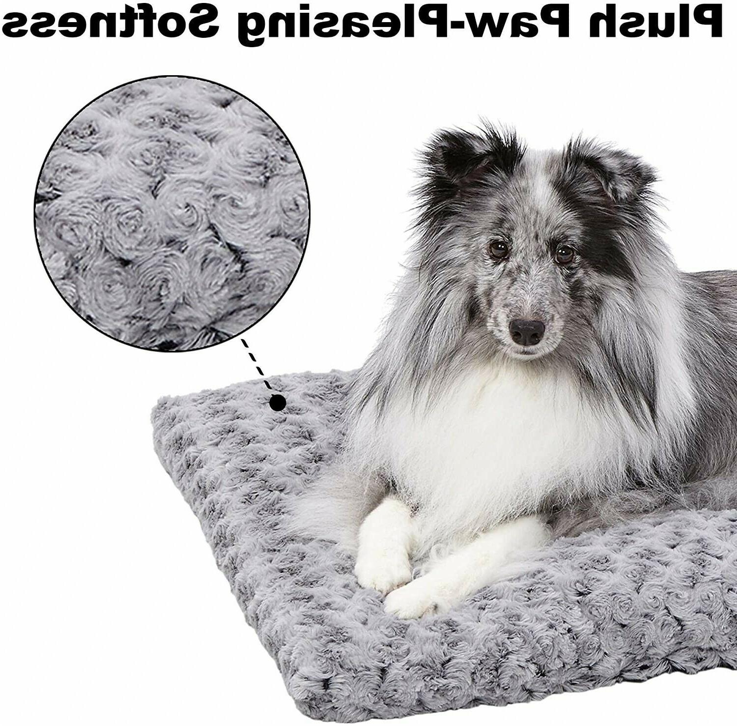 MidWest Homes Plush Bed   Coco Chic Dog &