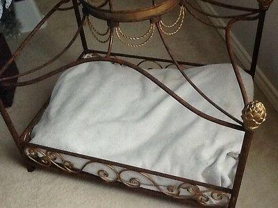 NEW Neiman Marcus dome canopy pet bed*******HOUSTON BUYER ONLY